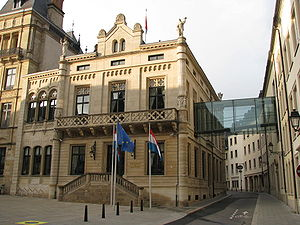 Chamber of Deputies of Luxembourg