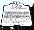 Chantilly VA Maryland Campaign Historical Marker.jpg