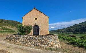 Roquebrun - Chapel of Saint-Pontien