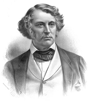 Radical Republican - U.S. Senator Charles Sumner.