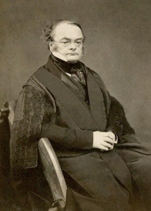 Charles Daubeny - Charles Daubeny in 1856–1860