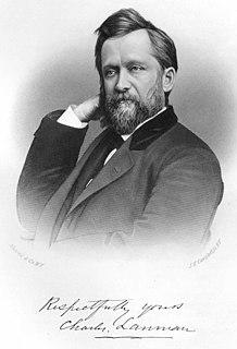 Charles Lanman American librarian
