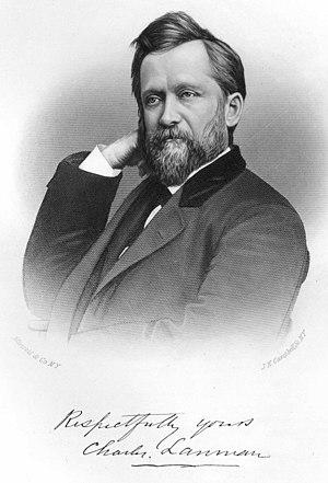 Charles Lanman - Image: Charles Lanman engraved cropped