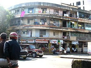 Chawl - Chawls in Dadar, Mumbai