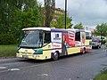Cheb, náměstí Dr. Milady Horákové, městský autobus.jpg