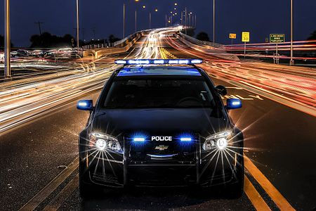 Chevrolet Caprice Police Package
