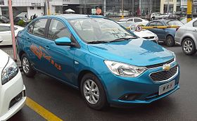 Chevrolet Sail - Wikipedia