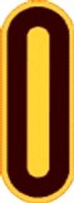 Warrant officer (United States) - Army chief warrant officer rank insignia of World War II