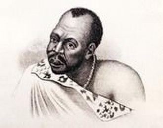 Gcaleka - Chief Hintsa kaKhawuta