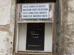 Chiesa Evangelica Valdese (Venice)1