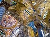 Chiesa della Martorana Palermo mosaico angelo.jpg