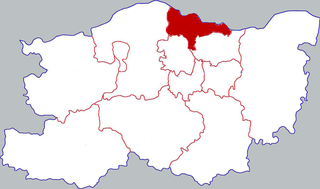 Huiji District District in Henan, Peoples Republic of China