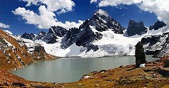 Chitta Katha Lake - Chitta Katha Lake, Shounter valley