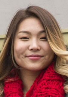 Chloe Kim American snowboarder