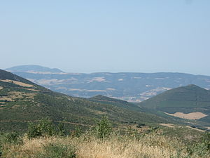 Thessaloniki (regional unit) - Mount Chortiatis