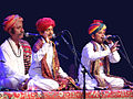 Chota Divana, les petits princes du Rajasthan - Abid Khan Langâ et Mouseem Khan Langâ, Concert Chota Divana, Festival Les Orientales (Saint-Florent-Le-Vieil).jpg
