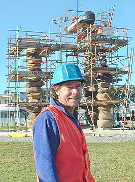 Chris Booth in Kerikeri (2009)