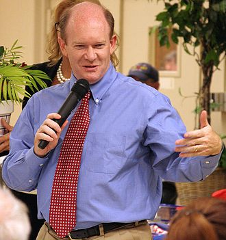 Chris Coons - Coons on the campaign trail