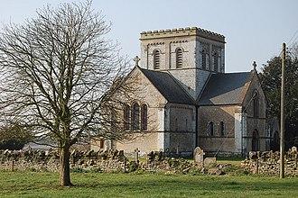 East Stour, Dorset - East Stour parish church