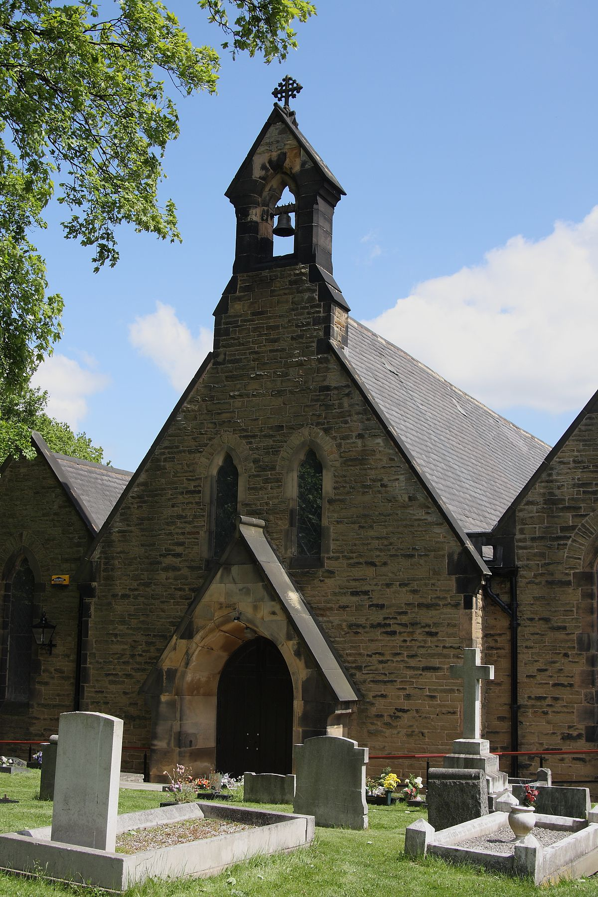 Christ Church Chesterfield Wikipedia