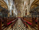 Christ Church Cathedral Interior 2, Oxford, UK - Diliff.jpg