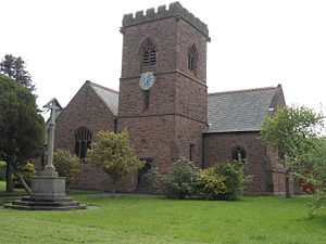 Winsford - Image: Christ Church Wharton, Winsford