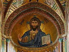Dal sito La Parola (Preghiera del Mattino) 220px-Christ_Pantocrator_-_Cathedral_of_Cefal%C3%B9_-_Italy_2015_%28crop%29