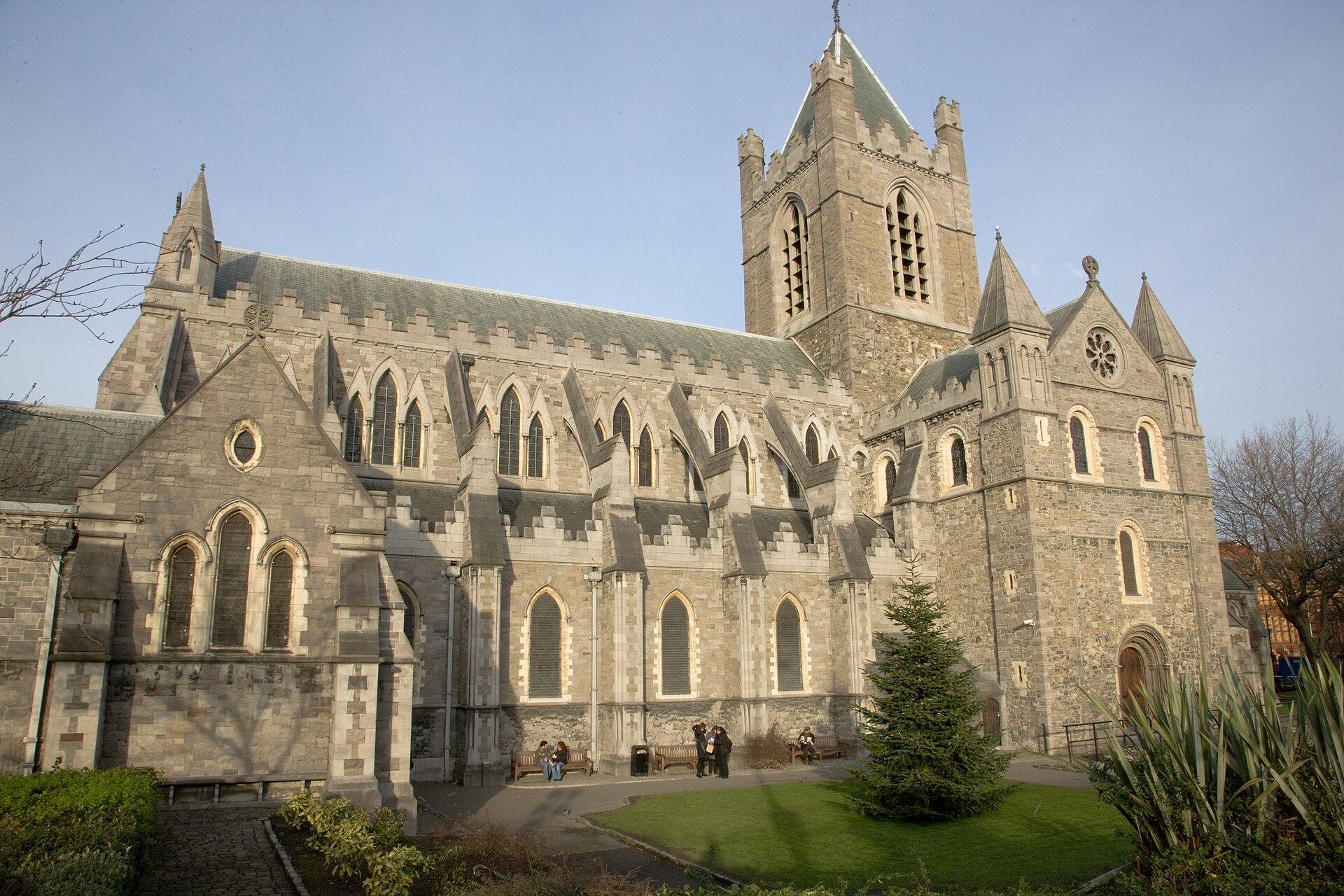 Christ Church Picture: Cattedrale Di Cristo (Dublino)
