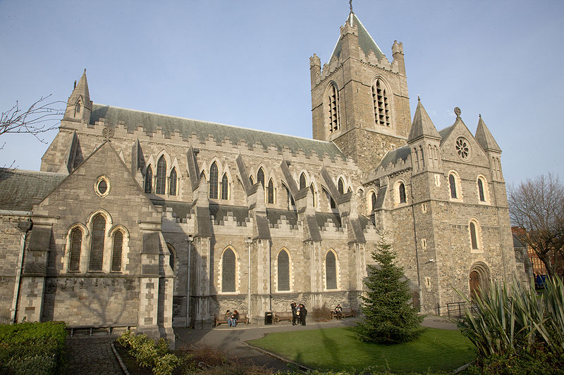 900-Year-Old Heart Vanished from Dublin Cathedral Over Weekend