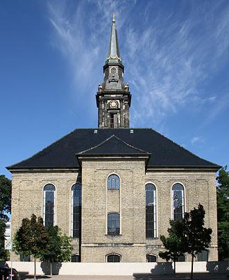 Christian's Church, Copenhagen - Image: Christians Kirke Copenhagen