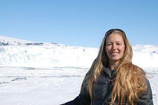 Christina Riesselman American paleoceanographer