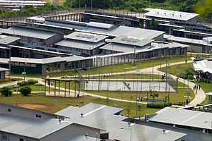 Christmas Island - Immigration Detention Centre