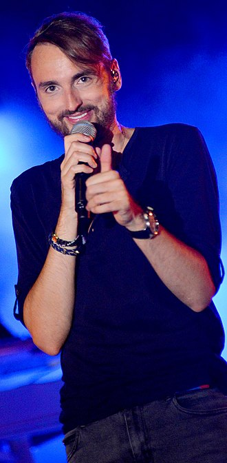 Christophe Willem - Willem in August 2015