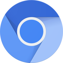 Description de l'image Chromium Material Icon-256x256.png.