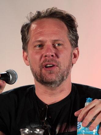 Chuck Huber - Huber at the 2015 Phoenix Comicon