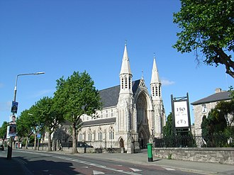 Inchicore - Mary Immaculate church