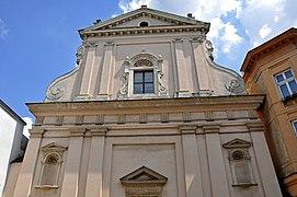 Church of St. Martin, Kraków - facade.jpg