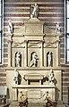 Church of the Eremitani (Padua) - Interior - Mausoleo di Marco Mantova Benavides by Bartolomeo Ammannati.jpg