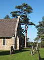 Churchyard at Harleston - geograph.org.uk - 998629.jpg
