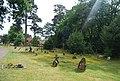 Churchyard of St Nicholas Church - geograph.org.uk - 2100204.jpg
