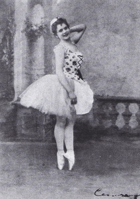 Cinderella -title role -Pierina Legnani -1893