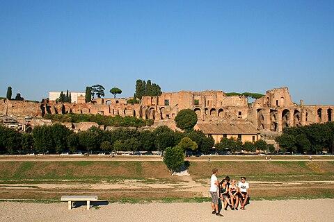 Circus Maximus et Domus Augustana Rome