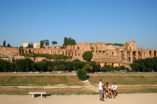 Circus Maximus et Domus Augustana - Rome 111001