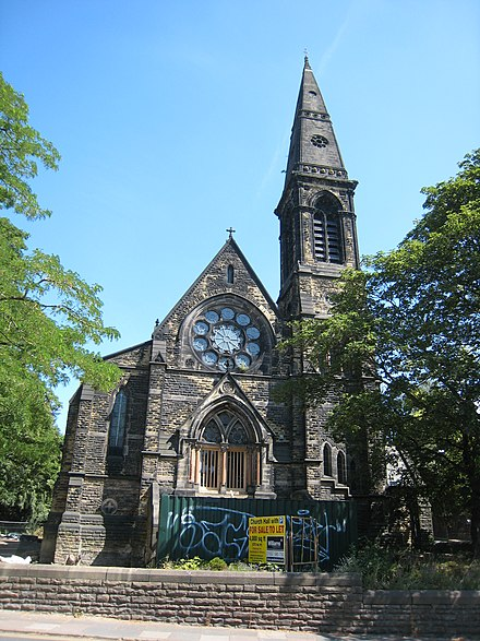 Headingley Congregational Church City Church Headingley 14 July 2018 1.jpg