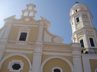Roman Catholic Archdiocese of Ciudad Bolívar - Cathedral of St. Thomas