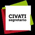 Civati Segretario logo.png