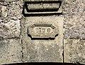 Clé de linteau datée de 1870.jpg