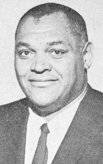 Clarence Gaines - Gaines, circa 1968