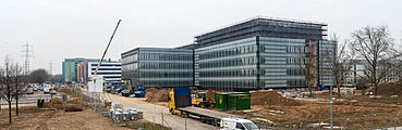 Clariant Innovation Center - Industriepark Höchst - 2013 - March 28th - 01.jpg