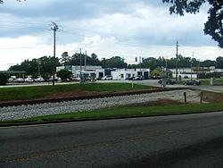 Clarkston in 2013